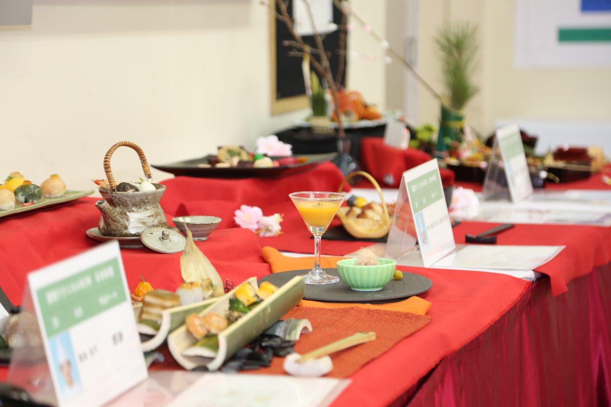 第72回卒業作品展「鶯華祭」が開催されました。
